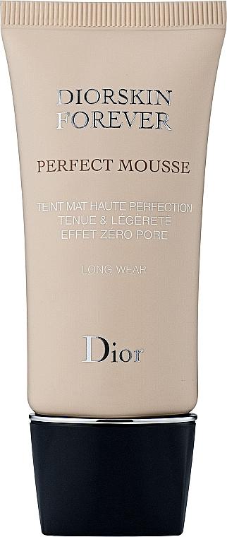 Тональный мусс - Dior Diorskin Forever Perfect Mousse