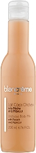 "Духи, Парфюмерия, косметика Молочко для тела ""Персик и Абрикос"" - Blancreme Creamy Body Milk Peach & Apricot"
