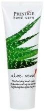 Духи, Парфюмерия, косметика Увлажняющий крем для рук с Алоэ Вера - Prestige Body Moisturizing Hand Cream With Aloe Vera