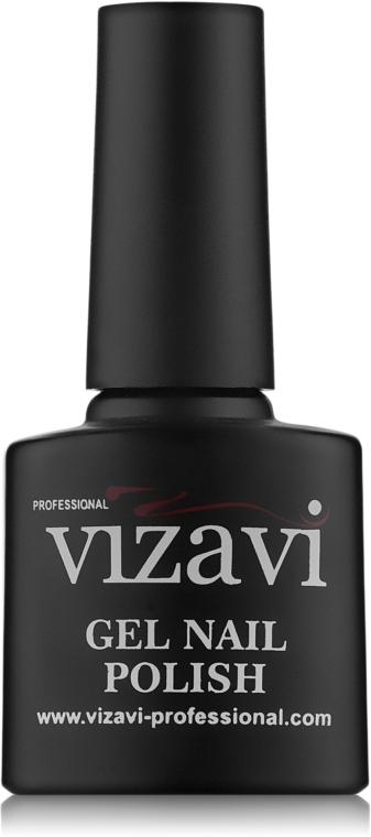 """Гель-лак для ногтей """"Кошачий глаз"""" - Vizavi Professional Gel Nail Polish"""