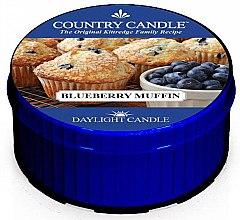 Духи, Парфюмерия, косметика Чайная свеча - Country Candle Blueberry Muffin Daylight