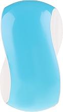 Духи, Парфюмерия, косметика Щетка для волос, голубой с белым - Twish Spiky 1 Hair Brush Sky Blue & White