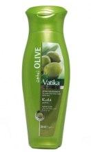 Духи, Парфюмерия, косметика Шампунь с маслом оливок - Dabur Vatika Olive Shampoo