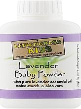"Духи, Парфюмерия, косметика Присыпка для детей ""Лаванда"" - Lemongrass House Lavander Body Powder"
