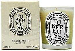 Духи, Парфюмерия, косметика Ароматическая свеча - Diptyque Tubereuse Candle