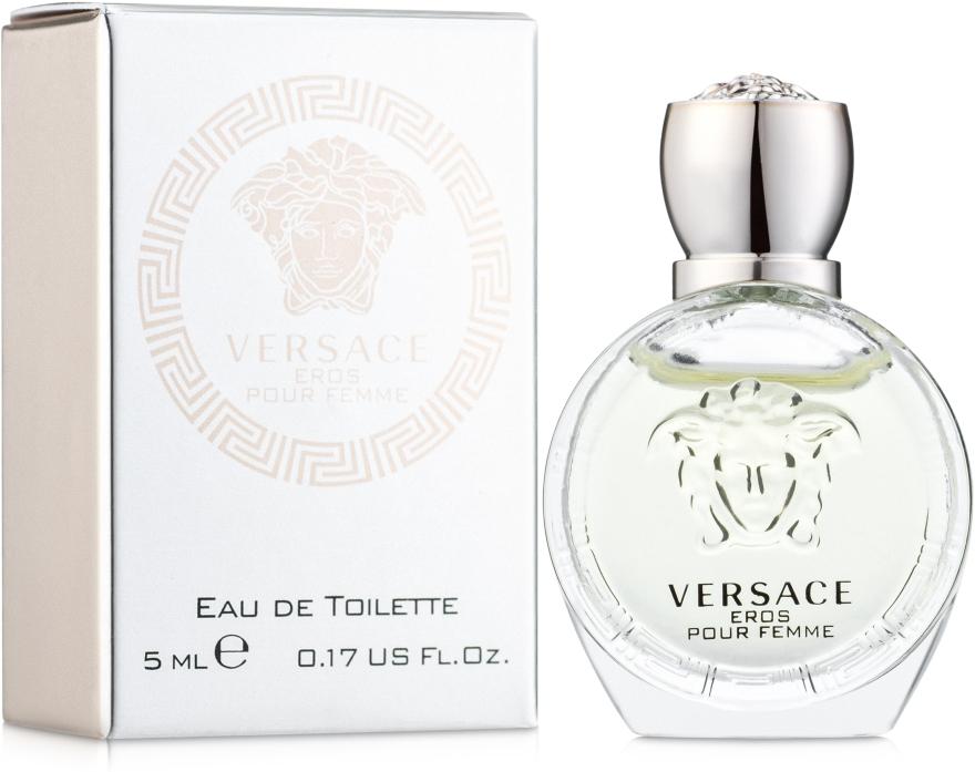 Versace Eros Pour Femme - Туалетная вода (мини)