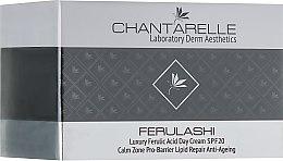 Духи, Парфюмерия, косметика Дневной крем для лица с липидами SPF 20 - Chantarelle Ferulashi Luxury Ferulic Acid Day Cream