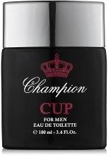 Духи, Парфюмерия, косметика ADF Champion Cup - Туалетная вода (тестер с крышечкой)
