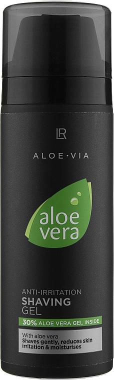 Гель для бритья - LR Health & Beauty Aloe Vera Men Shaving Gel
