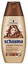 Духи, Парфюмерия, косметика Шампунь для волос - Schwarzkopf Schauma Repair & Care Shampoo