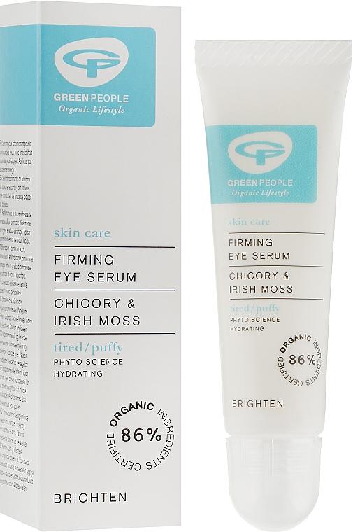 Гель для шкіри навколо очей підтягуючий (денний) - Green People Firming Eye Gel (day) — фото N2