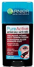 Духи, Парфюмерия, косметика Пилинг для лица от черных точек - Garnier Pure Active Charcoal