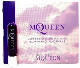Духи, Парфюмерия, косметика Alexander McQueen My Queen - Набор (edp/5ml+b/lot/10ml+sh/gel/10ml)