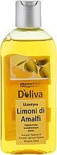 Духи, Парфюмерия, косметика Шампунь для укрепления ослабленных волос - D'oliva Pharmatheiss Cosmetics Limoni di Amalfi