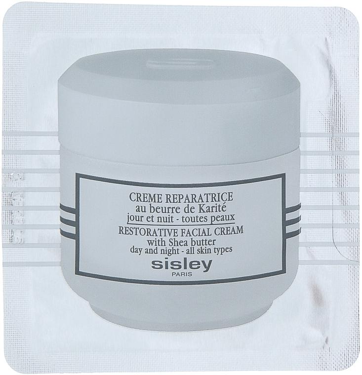 Восстанавливающий крем - Sisley Botanical Restorative Facial Cream With Shea Butter (пробник)