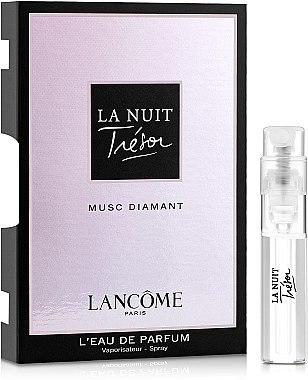 Lancome La Nuit Tresor Musc Diamant - Парфюмированная вода (пробник)