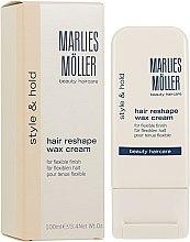 Духи, Парфюмерия, косметика Воск-крем для моделирования волос - Marlies Moller Style & Hold Hair Reshape Wax Cream