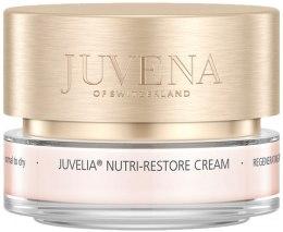 Духи, Парфюмерия, косметика Питательный омолаживающий крем для сухой обезвоженной кожи - Juvena Juvelia Nutri-Restore Cream (пробник)