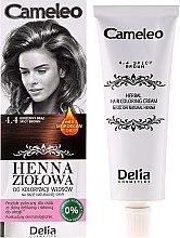 Духи, Парфюмерия, косметика Травяная краска для волос на основе хны - Delia Cameleo