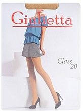 "Духи, Парфюмерия, косметика Колготки ""Class"" 20 Den, daino - Giulietta"