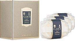 Духи, Парфюмерия, косметика Floris Rose Geranium Luxury Soap - Ароматическое мыло