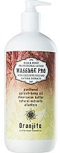 Духи, Парфюмерия, косметика Молочко для массажа - Oranjito Massage Pro Milk & Honey Massagem Body Milk