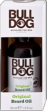 Духи, Парфюмерия, косметика Масло для бороды - Bulldog Skincare Original Beard Oil
