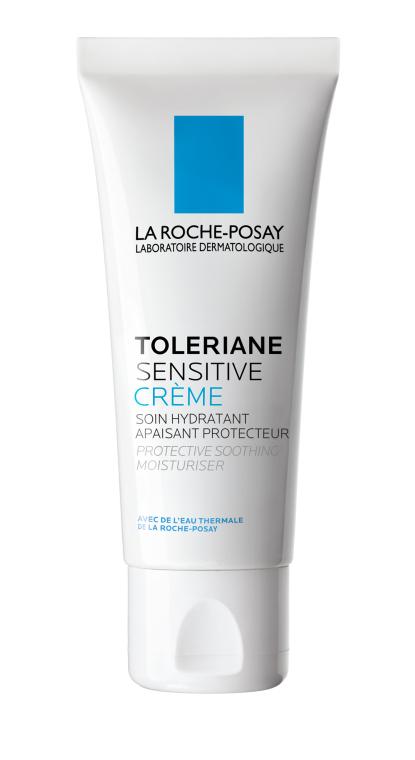 Пребиотический увлажняющий крем для защиты и успокоения нормальной и комбинированной чувствительной кожи лица - La Roche-Posay Toleriane Sensitive Prebiotic Moisturiser