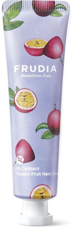 Питательный крем для рук c экстрактом маракуйи - Frudia My Orchard Passion Fruit Hand Cream