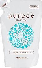 Духи, Парфюмерия, косметика Шампунь для волос - Naris Purece Hair Shampoo (дой-пак)