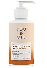 """Духи, Парфюмерия, косметика Очищающее средство для лица """"Питание и уход"""" - You & Oil Nourish & Nurture Face Wash"""