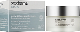 Зволожуючий крем проти зморшок - SesDerma Laboratories BTSeS Anti-wrinkle Cream — фото N2