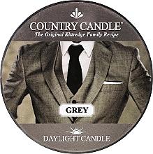Духи, Парфюмерия, косметика Чайная свеча - Country Candle Grey Daylight