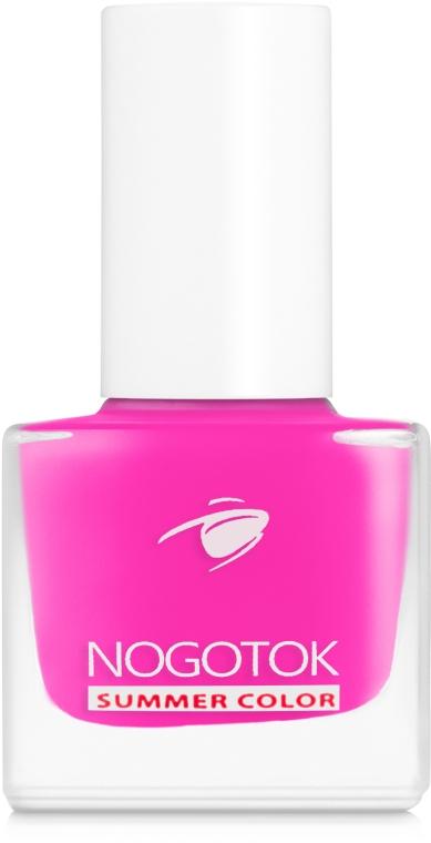 Лак для ногтей - Nogotok Summer Color