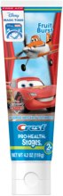 Духи, Парфюмерия, косметика Детская зубная паста - Crest Kid's Pro-Health Stages Cars