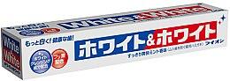 Духи, Парфюмерия, косметика Зубная паста отбеливающего действия - Lion White&White