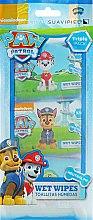 Духи, Парфюмерия, косметика Набор детских влажных салфеток - Suavipiel Paw Patrol Wipes