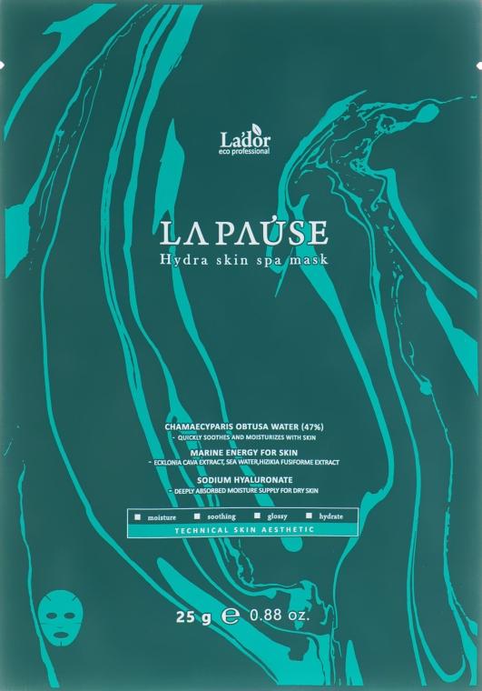 Увлажняющая SPA-маска - La'dor La-Pause Hydra Skin SPA Mask