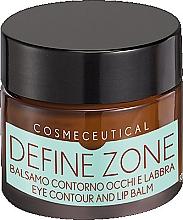 Парфумерія, косметика Бальзам для контуру шкіри навколо очей і губ - Surgic Touch Define Zone Eye Contour And Lip Balm