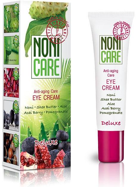 Омолаживающий крем для контура глаз - Nonicare Deluxe Eye Cream