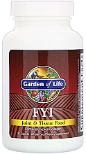 Духи, Парфюмерия, косметика Комплекс для здоровья суставов, капсулы - Garden of Life Joint & Tissue Food