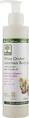 """Роскошное молочко для тела с """"Белой орхидеей"""" - BIOselect White Orchid Luxurious Body Lotion"""