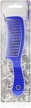 Духи, Парфюмерия, косметика Гребешок для волос, 430810, синий - Beauty Look