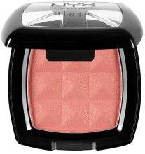 Духи, Парфюмерия, косметика Компактные пудровые румяна - NYX Professional Makeup Powder Blush