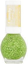 Духи, Парфюмерия, косметика Лак для ногтей - Miss Sporty Candy Shine Glitter Effect