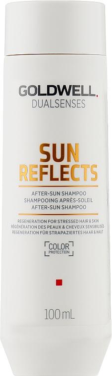 Шампунь для защиты волос от солнечных лучей - Goldwell DualSenses Sun Reflects Shampoo