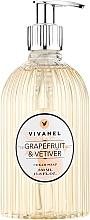 """Духи, Парфюмерия, косметика Vivian Gray Vivanel Grapefruit&Vetiver - Жидкое крем-мыло """"Грейпфрут и ветивер"""""""