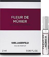 Духи, Парфюмерия, косметика Karl Lagerfeld Fleur De Murier - Парфюмированная вода (пробник)