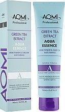 Духи, Парфюмерия, косметика Эссенция для сухих и вьющихся волос - Aomi Green Tea Extract Aqua Essence