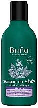Духи, Парфюмерия, косметика Шампунь для тонких и слабых волос - Buna Salvia Hair Shampoo
